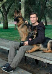 Maxim Basyro - Dog Trainer
